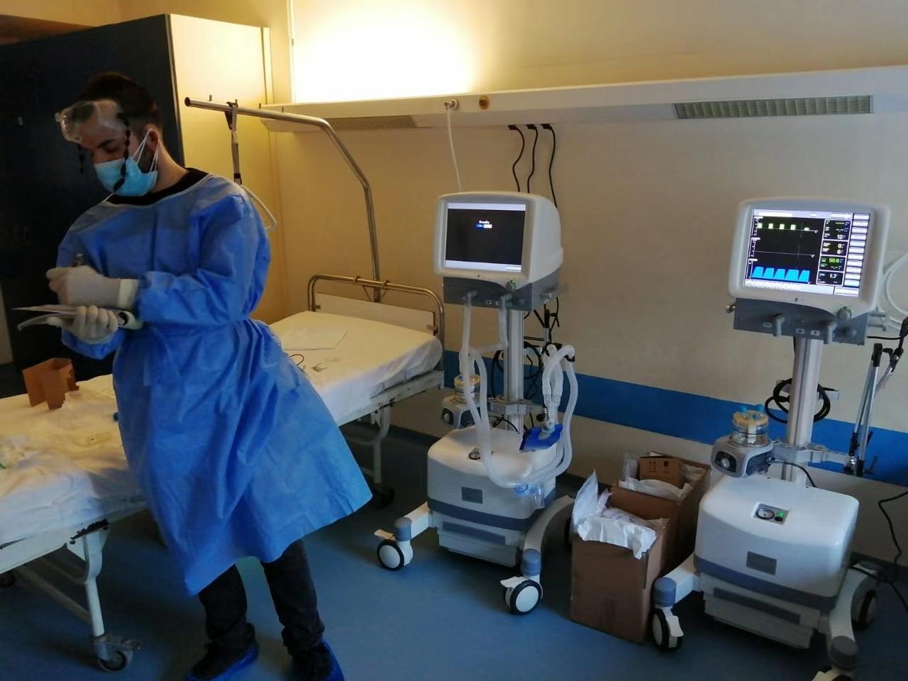 Ventilators for Coronavirus