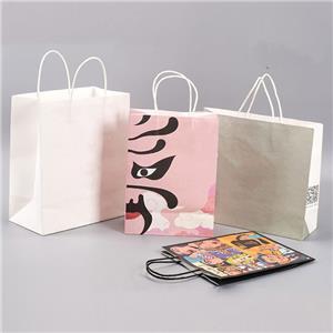 Custom Branded Paper Bags