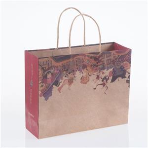 Custom Retail Paper Bags Promotional Paper Bags