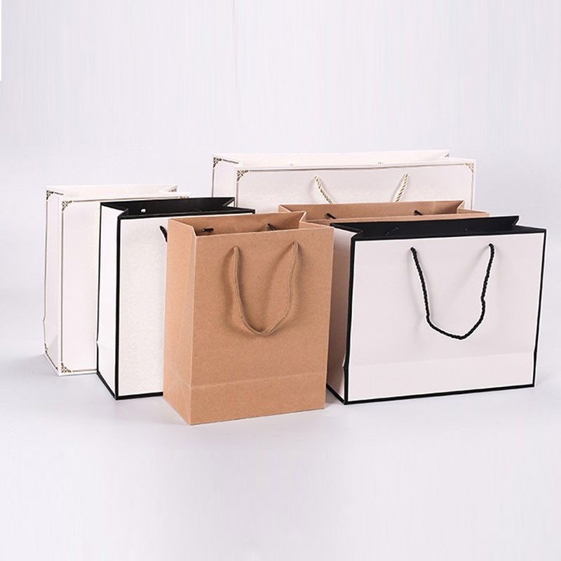 Brown Paper Gift Bags With Handles Manufacturers, Brown Paper Gift Bags With Handles Factory, Supply Brown Paper Gift Bags With Handles