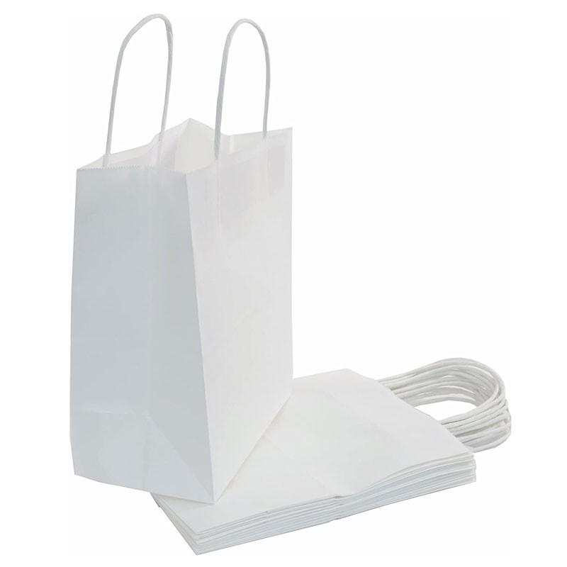 Bolsas de papel pequeñas personalizadas