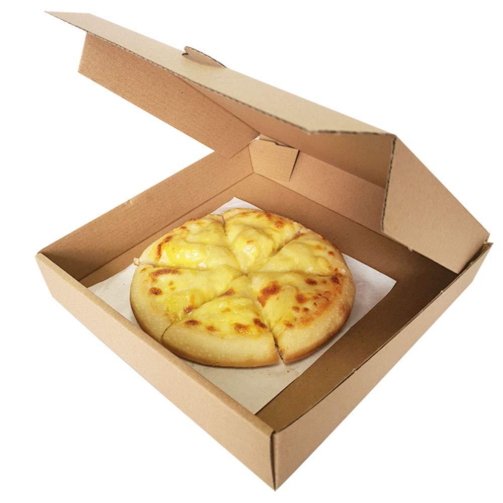 llevar cajas de pizza