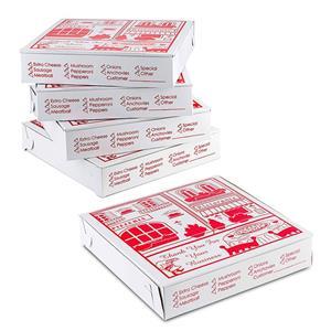Caja de entrega de pizza personalizada Caja de pizza de dibujos animados
