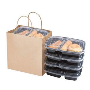 Custom Catering Paper Bags
