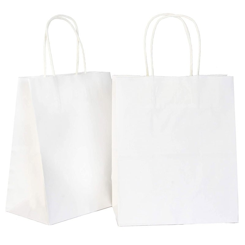Custom Shopping Paper Bags Outlets Paper Bags