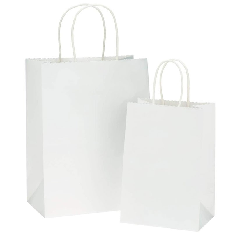 Recycled Paper Bags With Handles