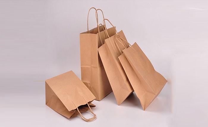 Environmental Protection Paper Bag