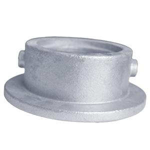 Food Machinery Steel Parts Silica Sol Casting