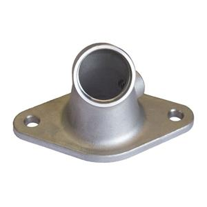 Vehicle Exhaust Steel System Silica Sol Casting