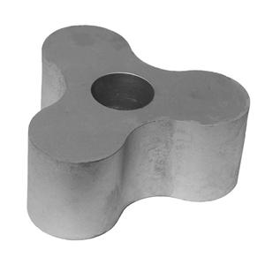Food Machinery Steel Parts Steel CNC Machining Parts