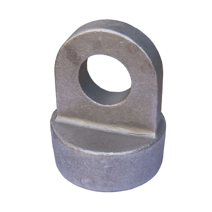 Train And Railway Steel Spare Parts Water Glass Casting