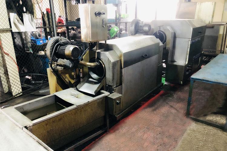 Steel CNC Machining Parts