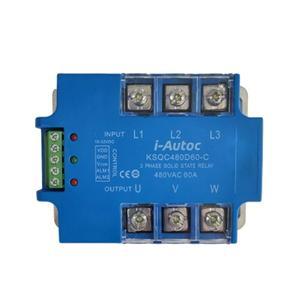 KSQC Series Three Phase AC Output SSR