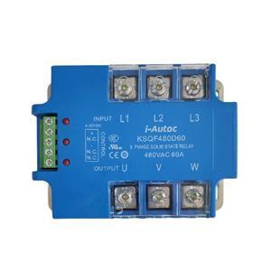 KSQF Series Three Phase AC Output SSR
