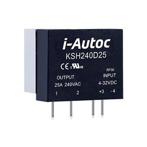 KSH Series Single Phase AC Output SSR