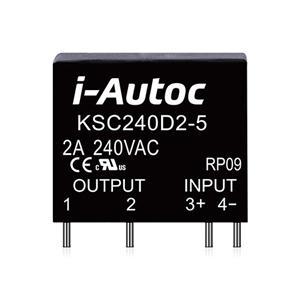 KSC Series Single Phase AC Output SSR