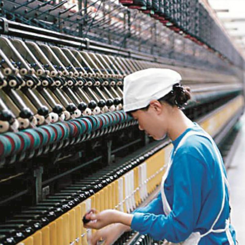 Raccomandazione per l'applicazione su macchine tessili