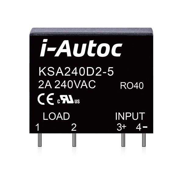 KSA Series Single Phase AC Output SSR