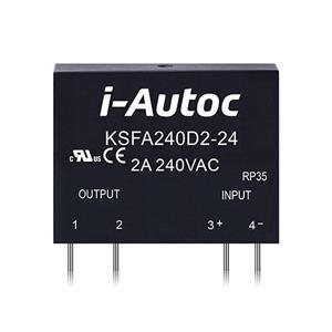 KSFA Series Single Phase AC Output SSR