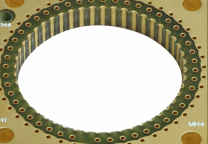 Multi Layer Half Hole PCB Board
