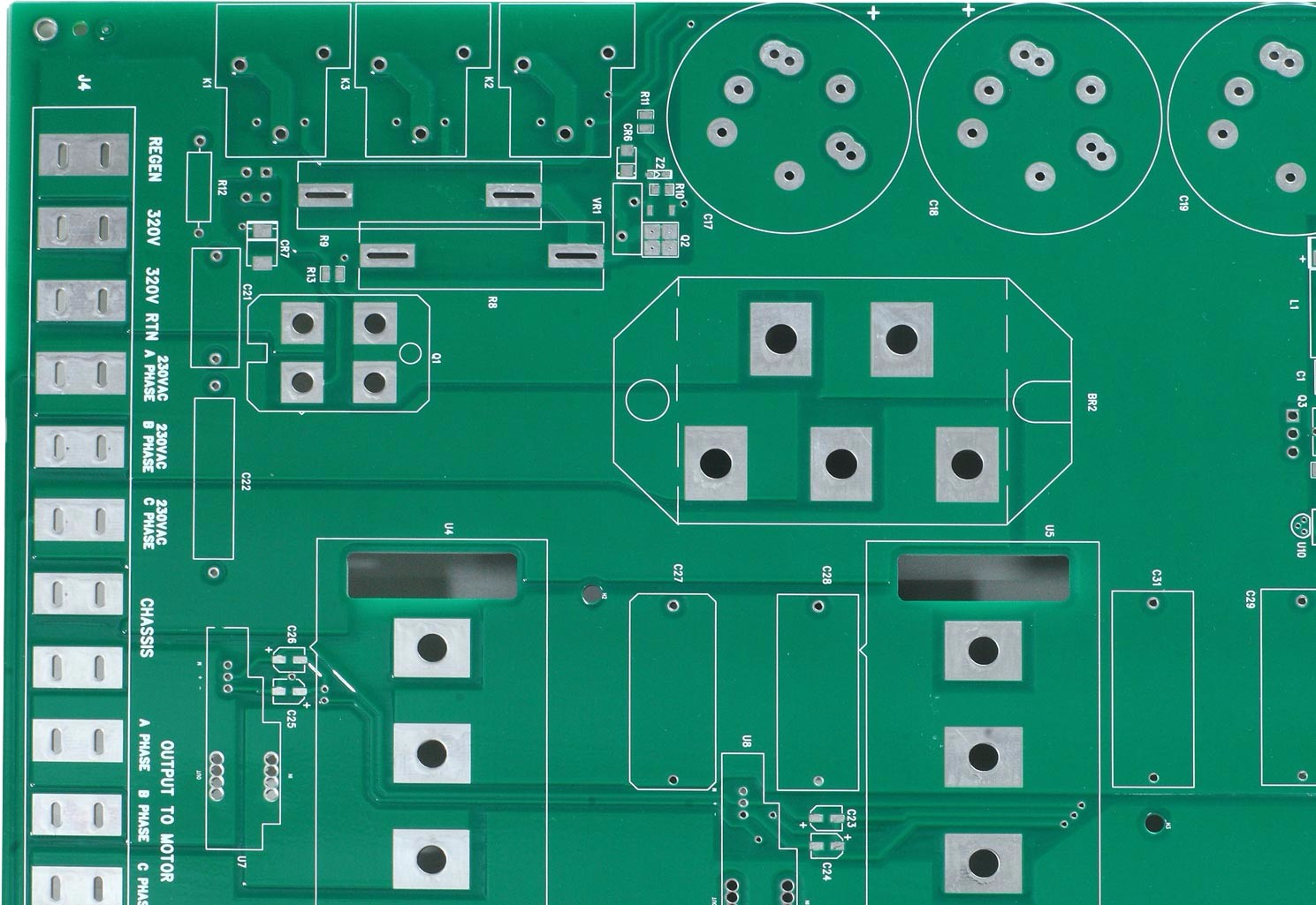 4 Layer PCB Rigid Circuit Board