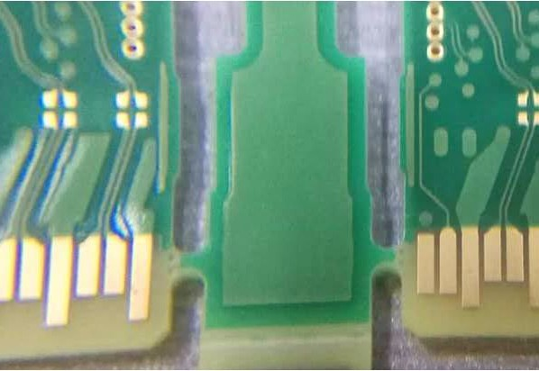 Gold Finger Rigid PCB Circuit Board