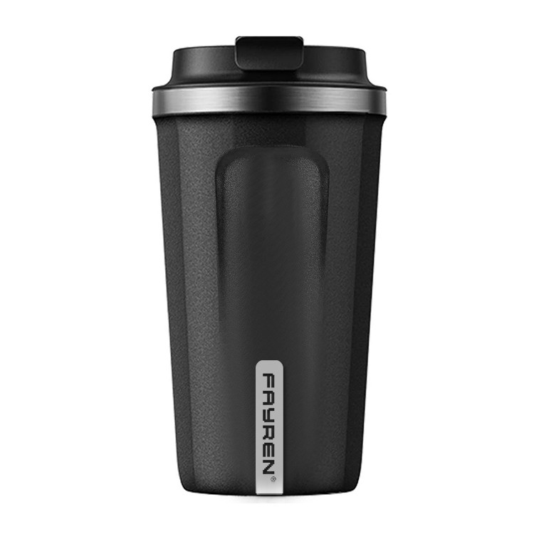 Insulated Coffee Travel Mug Stainless Steel