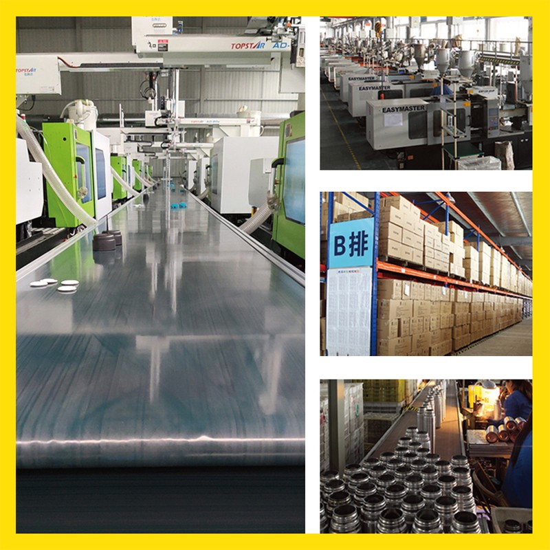 FAYREN factory Group full-scale introduction of fully automatic production lines