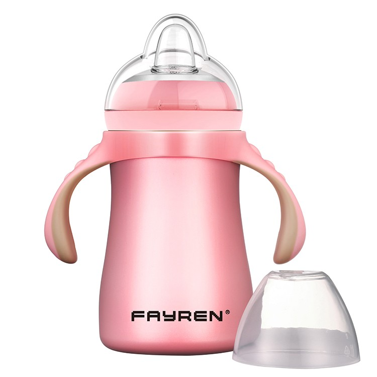 Eco Friendly Baby Feeding Bottles