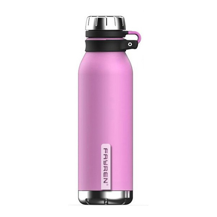 Steel Flask Water Bottle