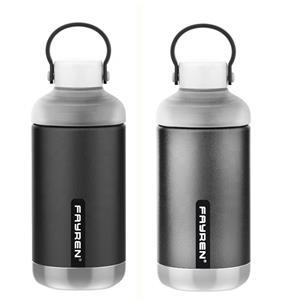 أفضل زجاجة ماء الفولاذ المقاوم للصدأ فراغ معزول مع مقبض