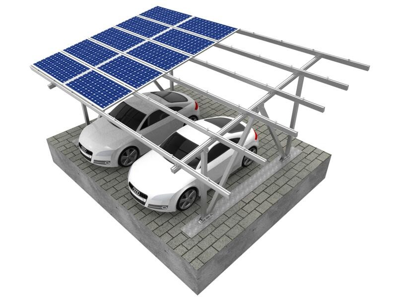 PV Carport Solar Mounting Systems