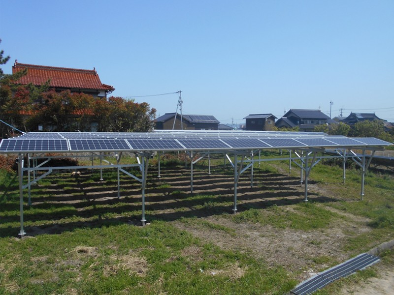Solar Farm Argriculture Mounting Systems