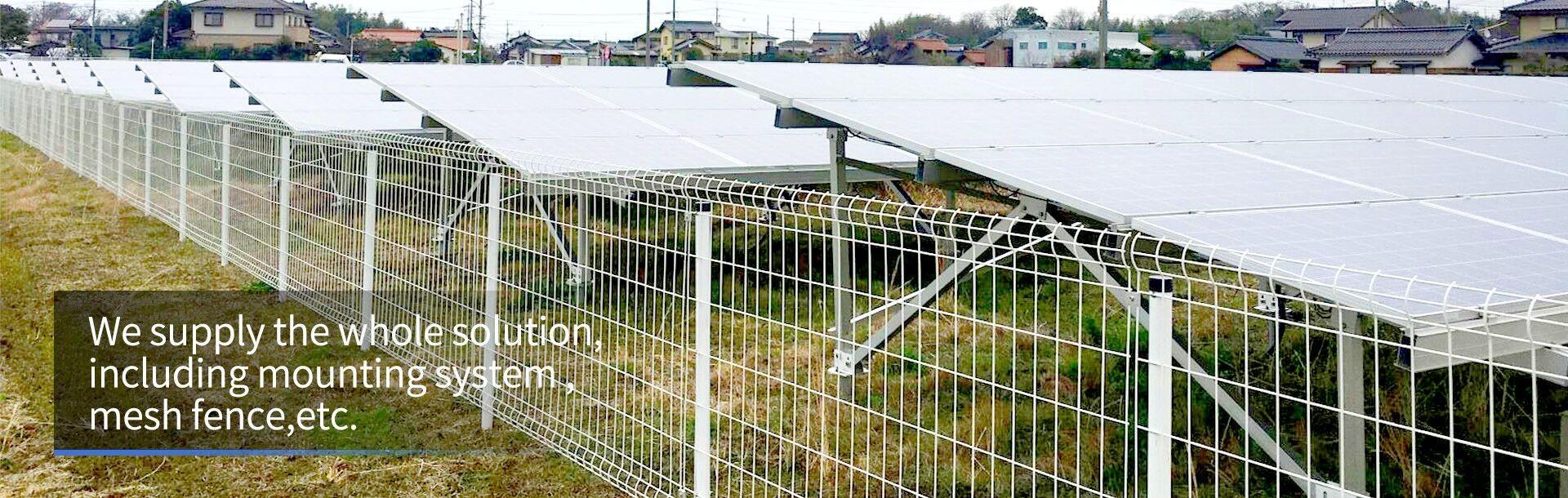 Iron Mesh Fence