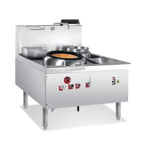 Traditional Cooking Wok Range