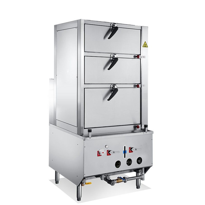 Environmental Steamer Cabinet