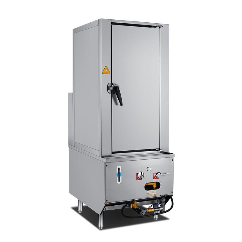 Single Door Steamer
