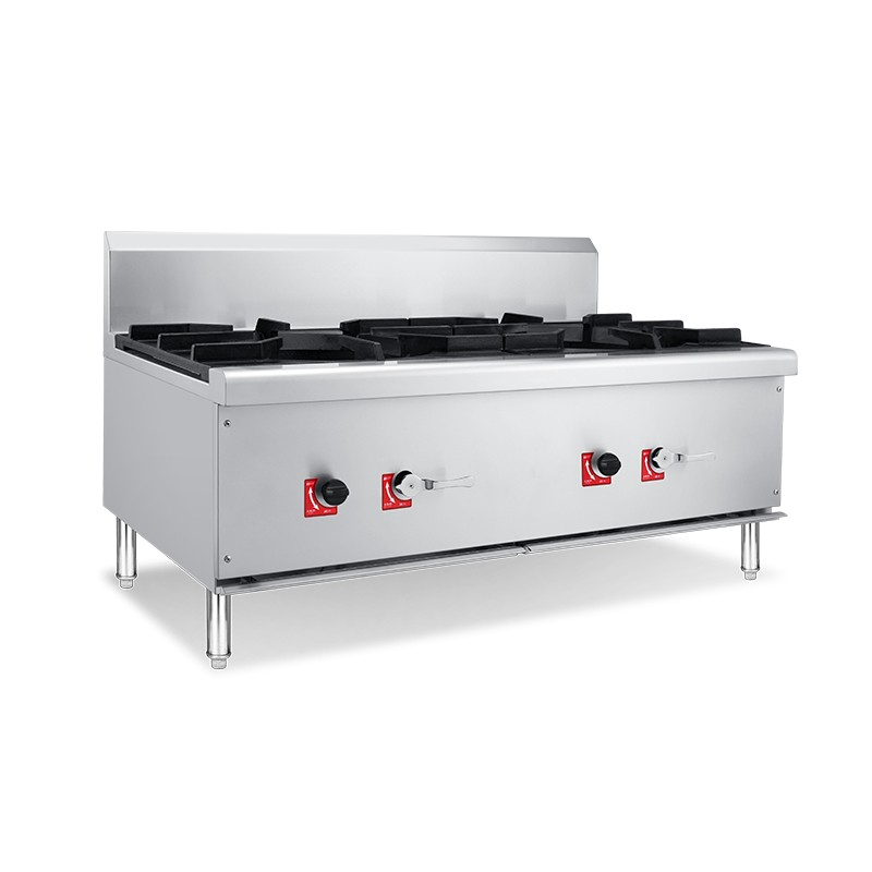 Stock Pot Stove With Double Burner