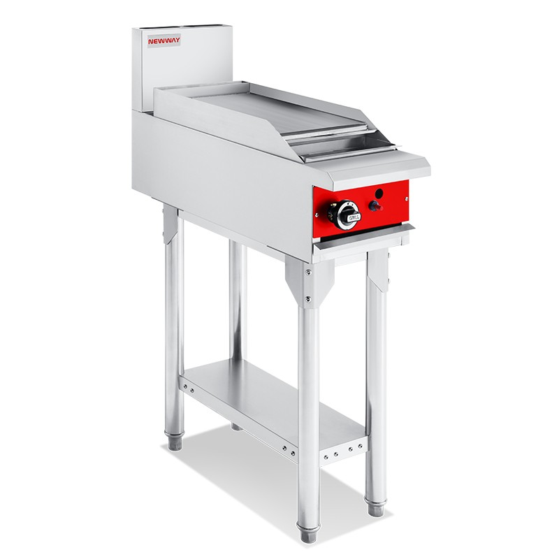 300mm Commercial Gas Griddle