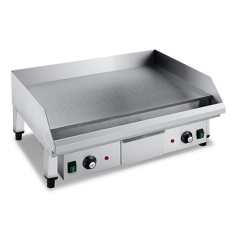 700mm Countertop Electric Griddle