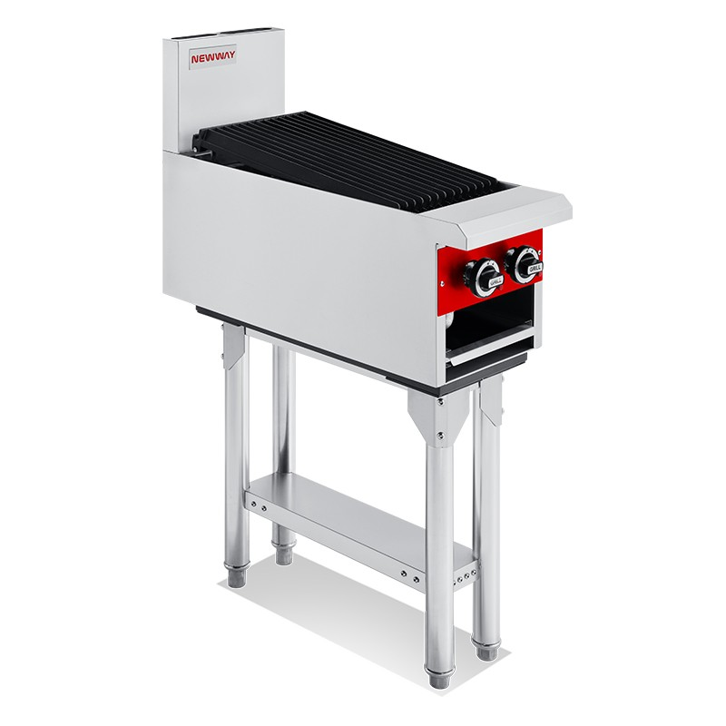 300mm Commercial Gas Chargrill