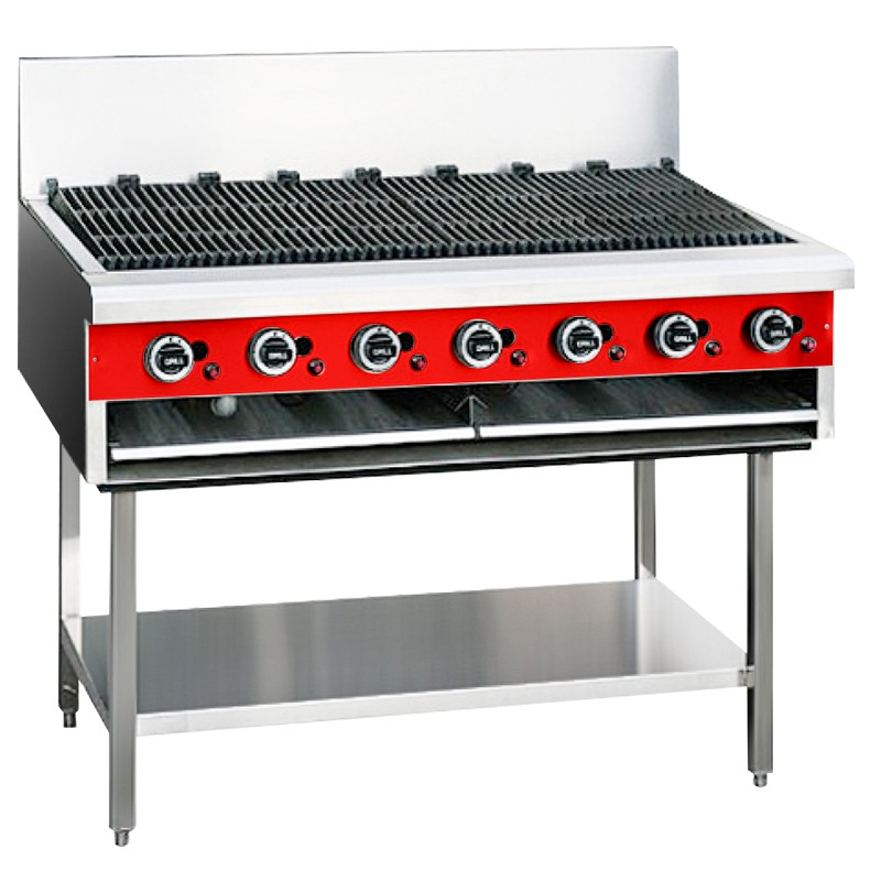 1200mm Commercial Gas Chargrill Manufacturers, 1200mm Commercial Gas Chargrill Factory, Supply 1200mm Commercial Gas Chargrill