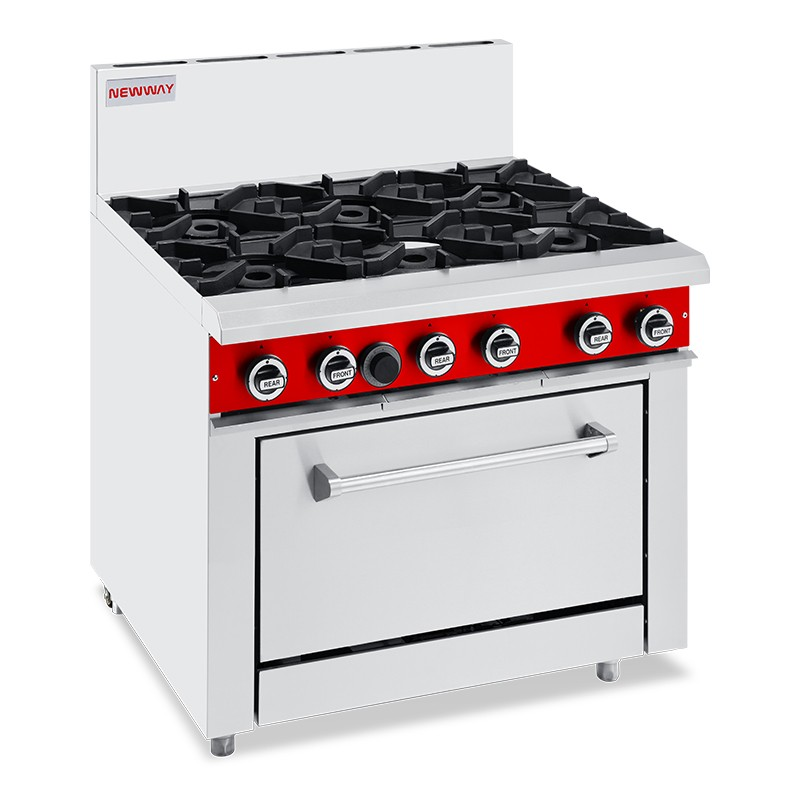 Commercial Gas 6 Burner Oven Ranges Manufacturers, Commercial Gas 6 Burner Oven Ranges Factory, Supply Commercial Gas 6 Burner Oven Ranges