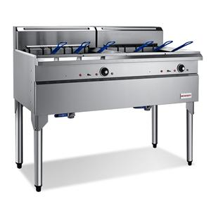 Commercial Double Tank Electric Fish Fryer