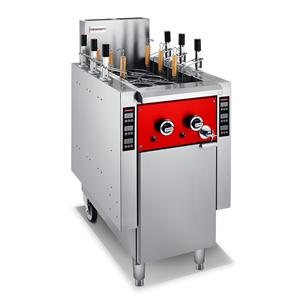 Automatic Lift Up Noodle Cooker With 6 Basket
