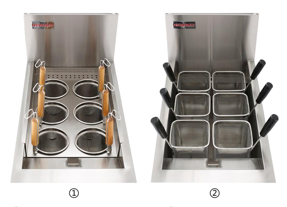 Gas Noodle Boiler