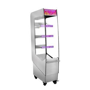 Heated 4-level Multi Deck Merchandiser
