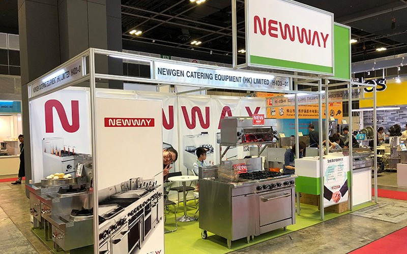 Thank you for visiting NEWWAY @FHA2018 Singapore