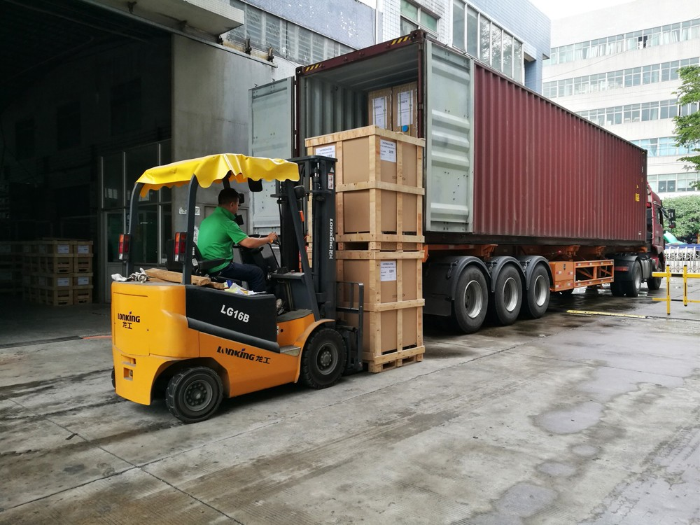 Container stuffing