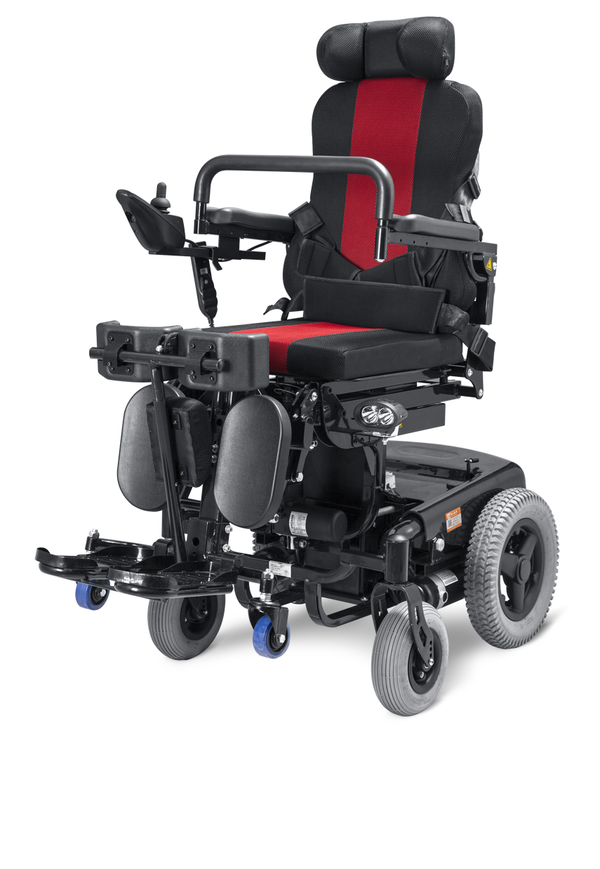 POWER STANDING WHEELCHAIR